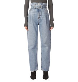 AGOLDE AGOLDE REWORKED 90'S JEAN CINCHED