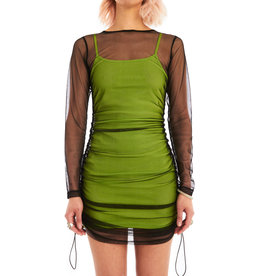 Ragged Priest RAGGED PRIEST INVISIBLE JERSEY DRESS