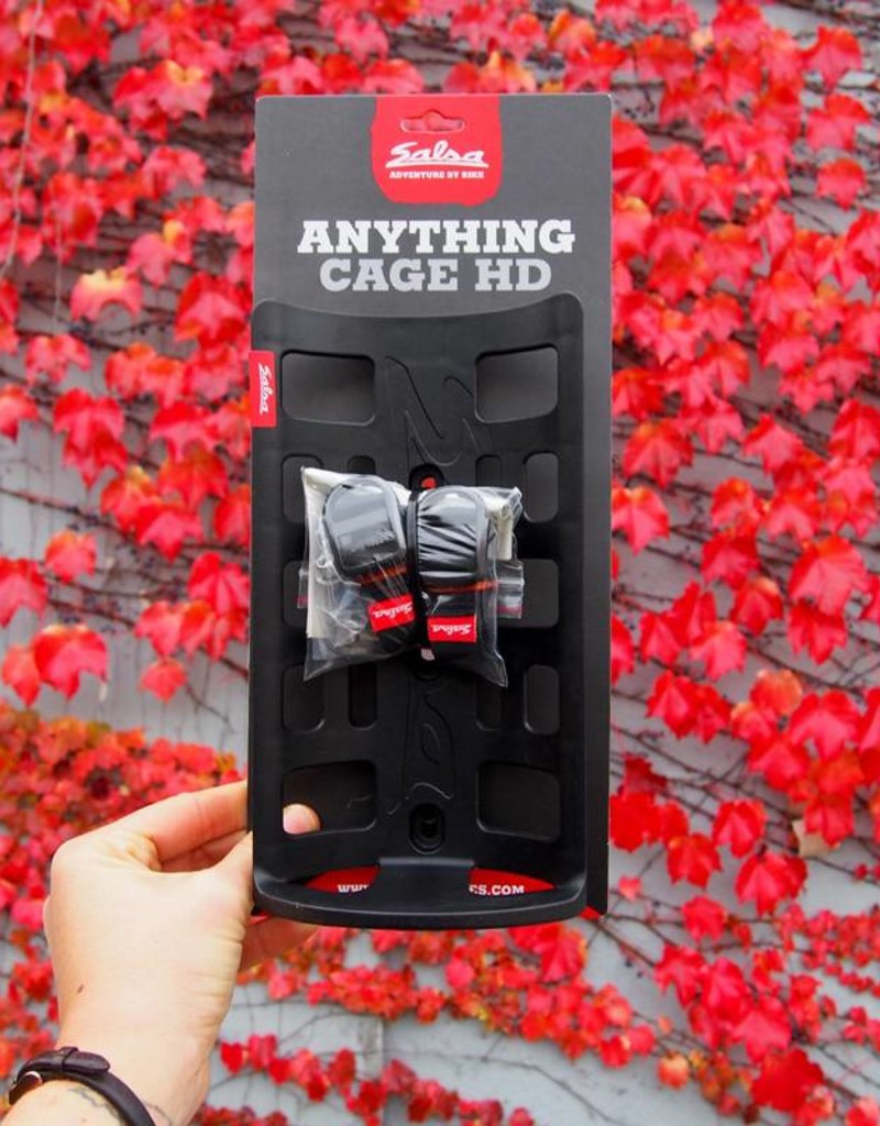 Salsa Salsa Anything Cage HD with Salsa Strap