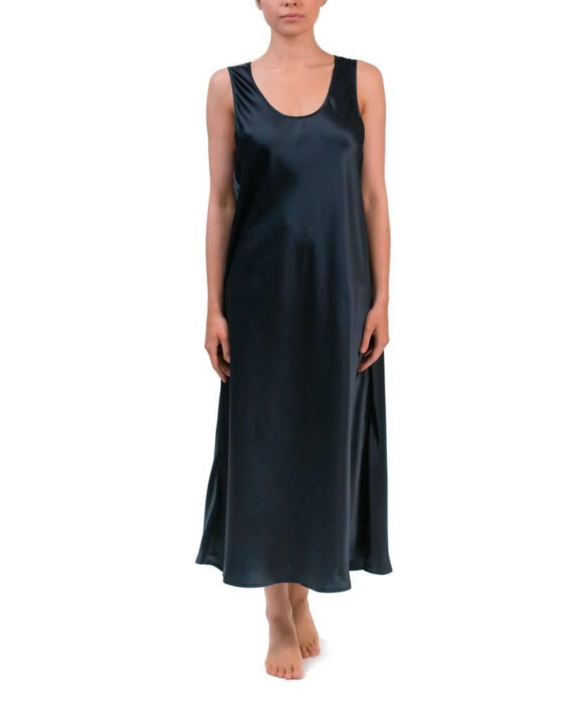 Love & Lustre Mono Silk Long Nightdress