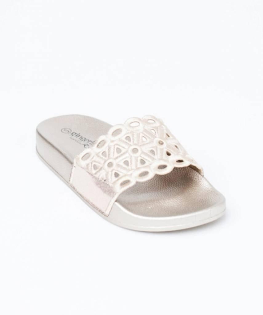 Gingerlilly Slippers (Slides)