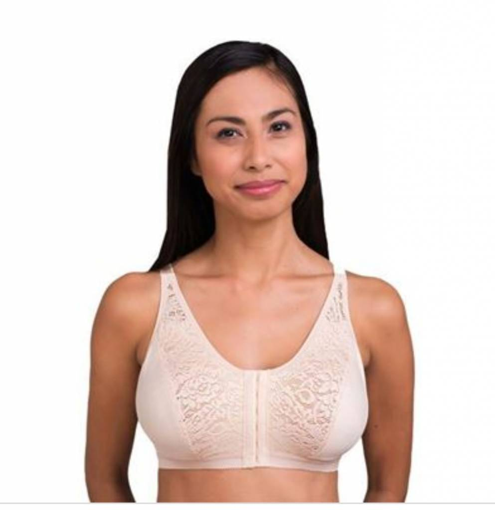 Trulife Charlotte Soft Cup Front Opening Bra 327