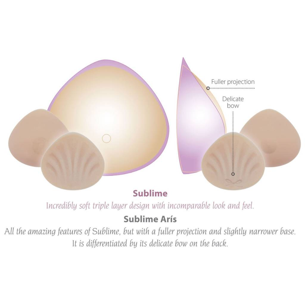 Trulife Trulife Breast Form Sublime Aris 151