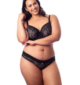 Hotmilk Hotmilk Temptation Flexiwire Maternity Bra Black