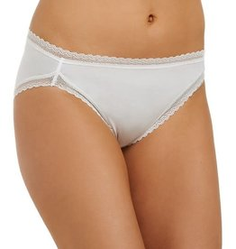 Love & Lustre Love & Lustre Cotton Softies Hi Leg Brief Milk LL151