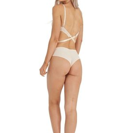Secret Weapons Go Lo Low Back Bra Converter Nude