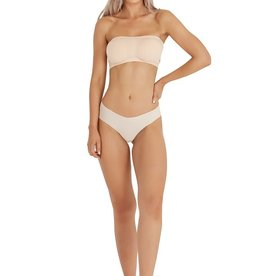 Secret Weapons Soft Bandeau Bra Nude