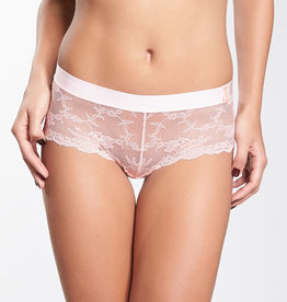 Chantelle Chantelle Everyday Lace Shorty Light Pink