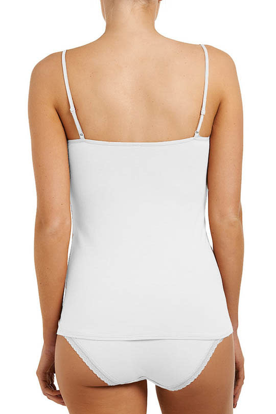 Love & Lustre Love & Lustre Cotton Softies Camisole Milk (Ivory) LL152