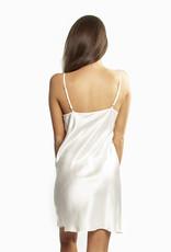 Love & Lustre Love & Lustre Silk Chemise Ivory LL514