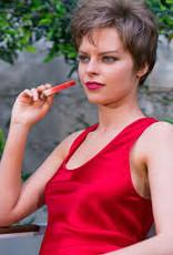 Love & Lustre Love & Lustre Silk Tank Red LL530