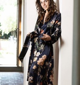 Clara Rossi Clara Rossi Long Silk Robe 157