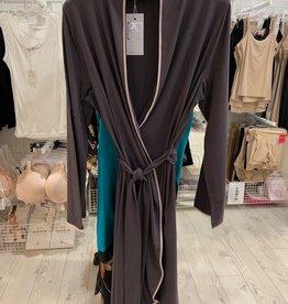 Annette Annette Long Sleeve Short Robe Shade/Rosa 2008