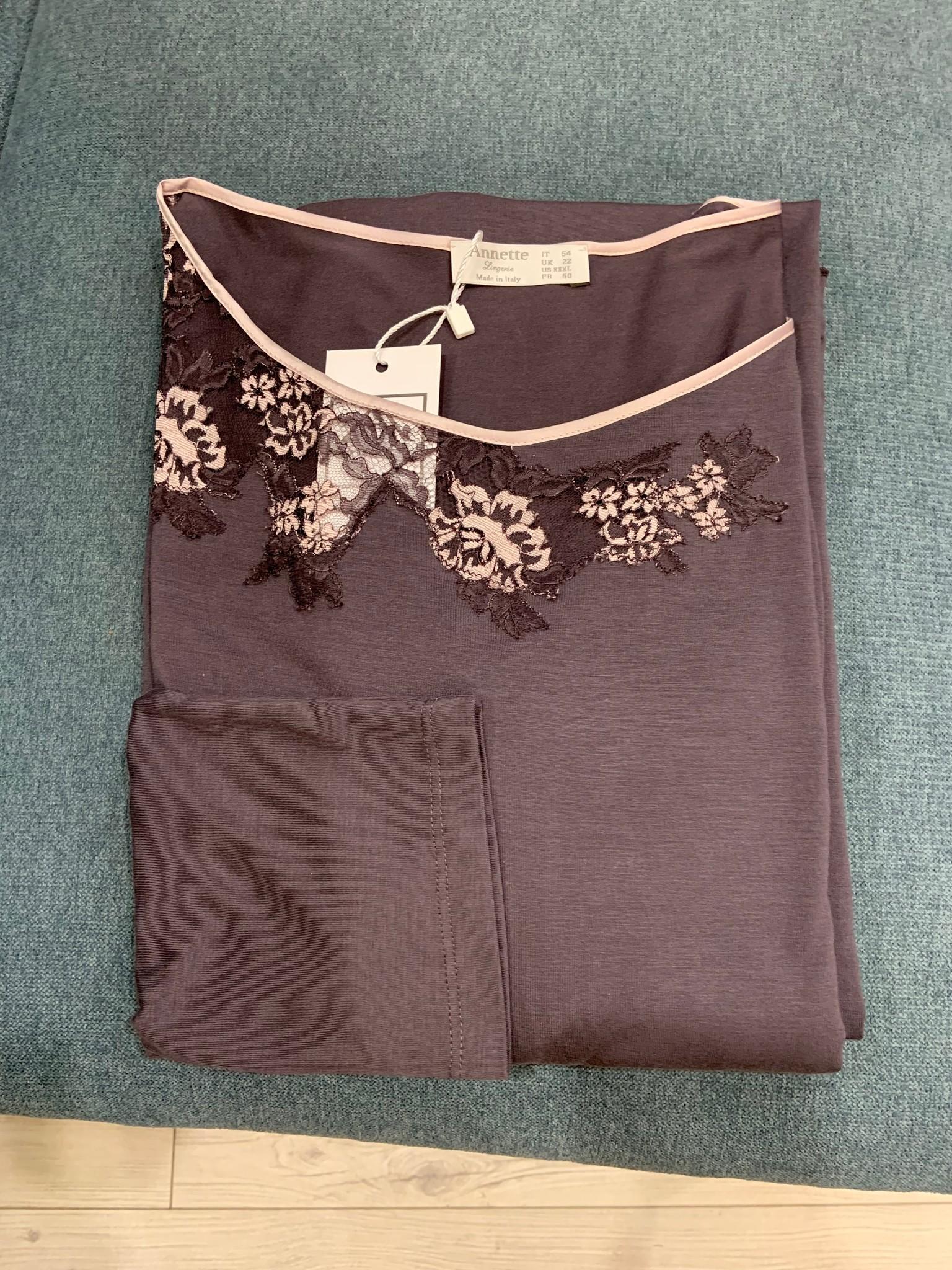 Annette Annette Maglia Long Dress Long Sleeve 2012
