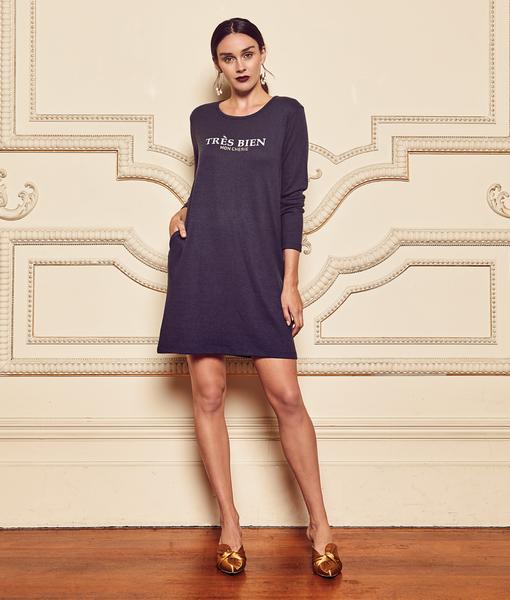 Gingerlilly Gingerlilly Olivia Lounge Dress
