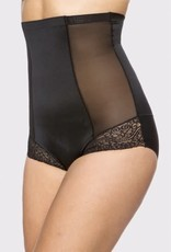 LaSculpte Fused Sheer High Waisted Shaping Brief SH1409