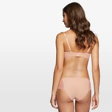Yamamay Space Line Briefs Shell Pink