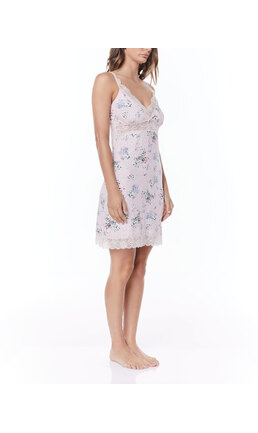 Gingerlilly Gingerlilly  Hadley Pink  Floral Chemise