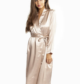 Love & Lustre Love&Lustre Silk Robe LL516