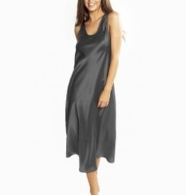 Love & Lustre Love&Lustre Mono Silk Long Nightdress LL532