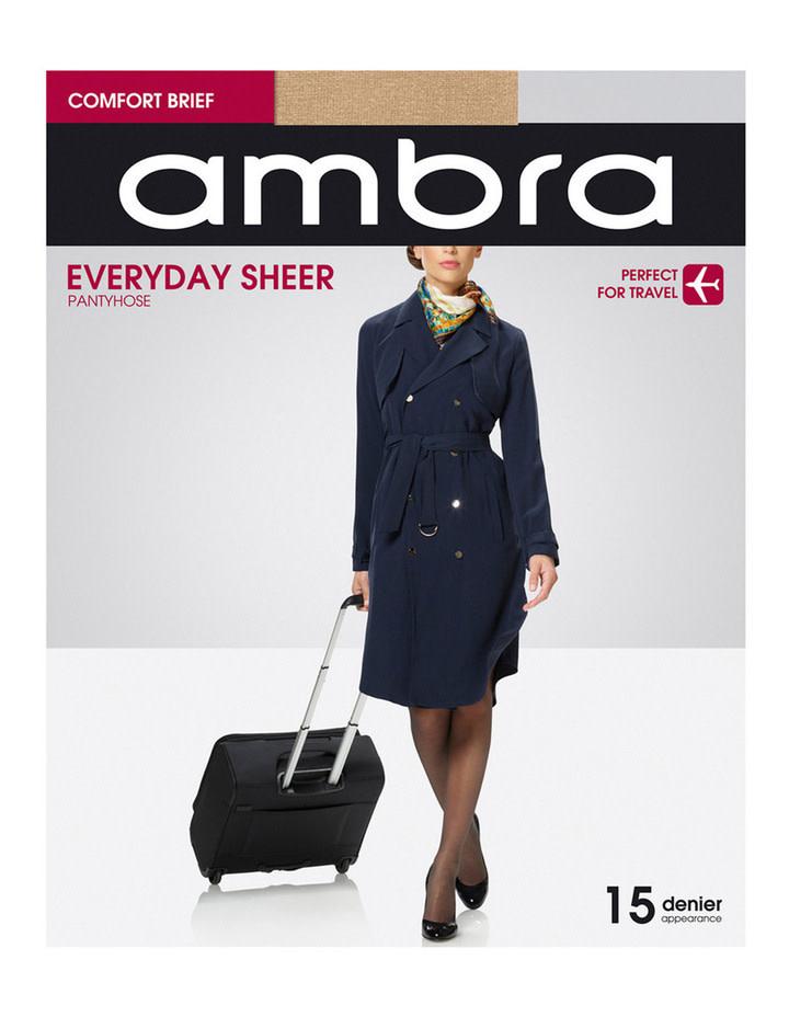 Ambra Ambra Everyday Sheer Pantyhose 15 Denier