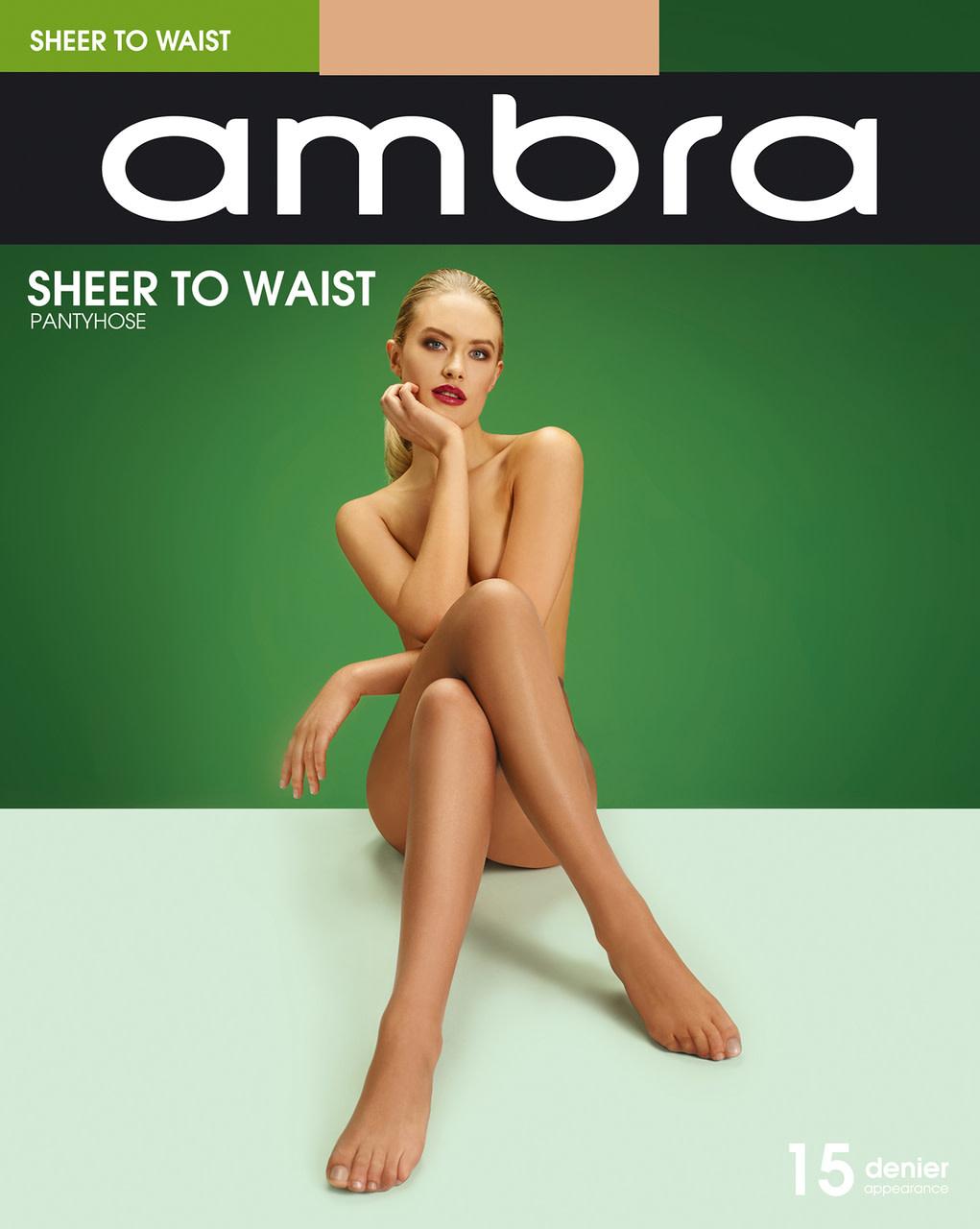 Ambra Ambra Sheer To Waist 15 Danier