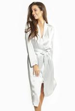 Love&Lustre Love&Lustre Silk Short Robe LL508