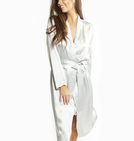Love&Lustre Love&Lustre Silk Short Robe LL508