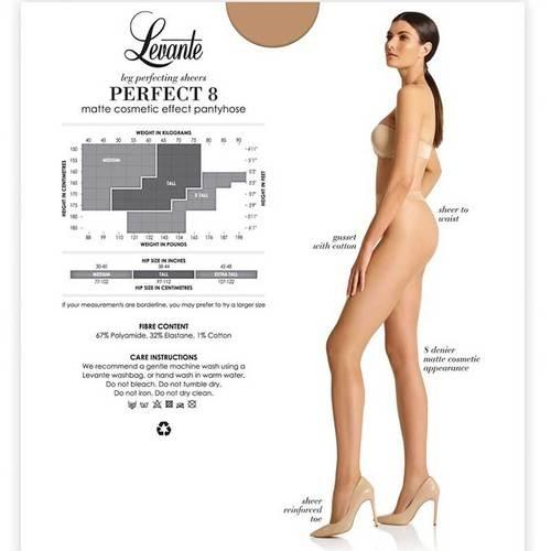 Lavante Levante Core Sheers Lia 10 Denier