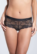 Chantelle Chantelle Everyday Lace Shorty Black