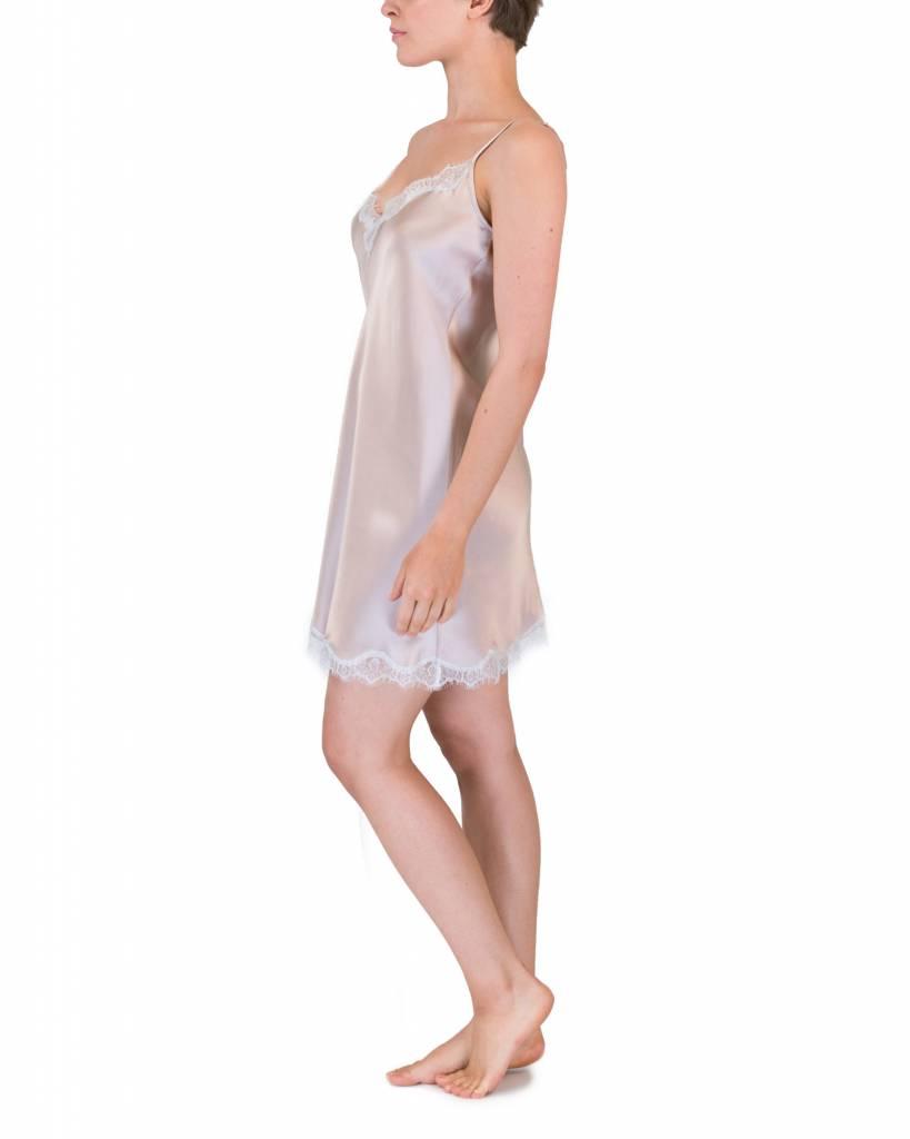 Love & Lustre Love & Lustre Silk Lace Chemise