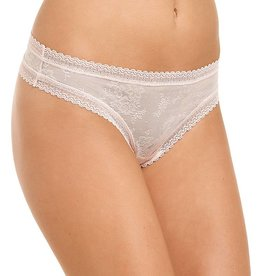 Love & Lustre Love & Lustre Softies Lace Thong Soft Pink