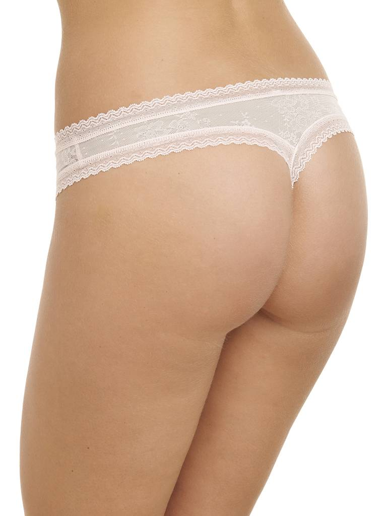 Love & Lustre Softies Lace Thong