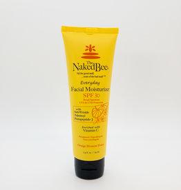 The Naked Bee The Naked Bee - Facial Moisturizer, Orange Blossom Honey, SPF 30, 2.5 oz.