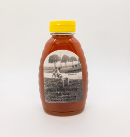 Don George Don George - Pure Raw Honey, Made from Bees on Mill Grove Property, 1 lb. Bottle