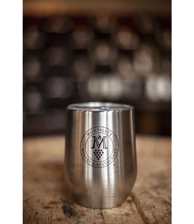Montaluce Market Montaluce Silver Wine Mug