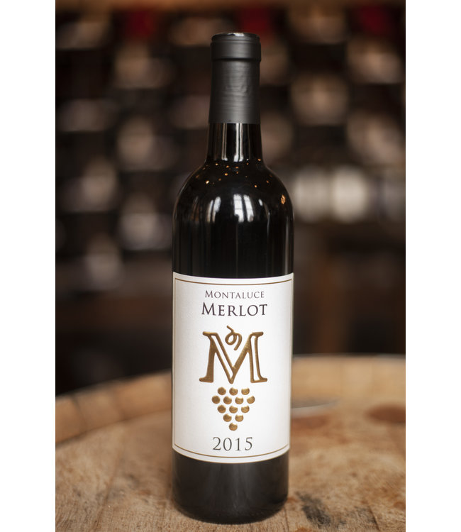 Montaluce Winery 2015 Merlot