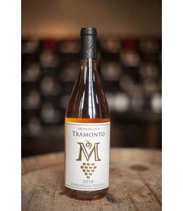 2018 Montaluce Tramonto Rosé