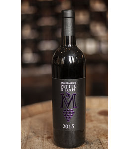 Montaluce Winery 2015 Petite Sirah