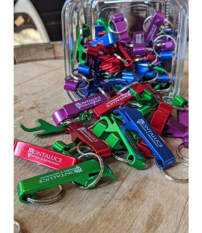 True Brands Keychain Bottle Opener