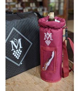 True Brands Insulated Bottle Carrier