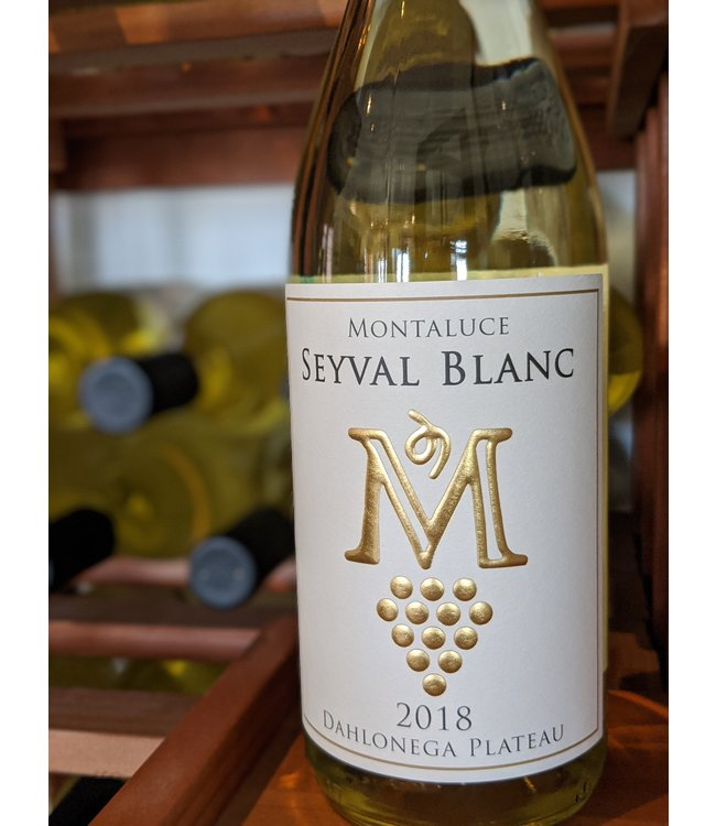 Montaluce Winery 2018 Seyval Blanc Single