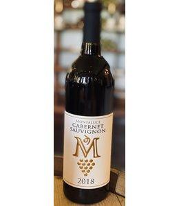 Montaluce Winery 2018 Cabernet Sauvignon