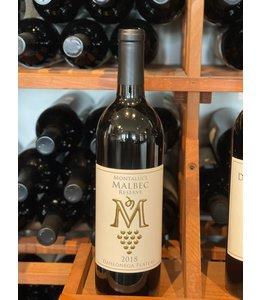 Montaluce Winery 2018 Reserve Malbec Single