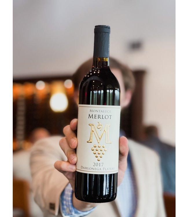 Montaluce Winery 2017 Merlot Single
