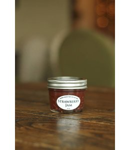 Montaluce Market 4oz Strawberry Jam