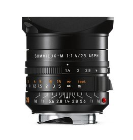 28mm / f1.4 ASPH Summilux (E49) (M)