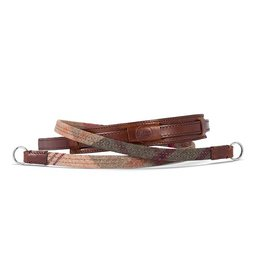 Neck Strap - Leather / Fabric  Check CL**
