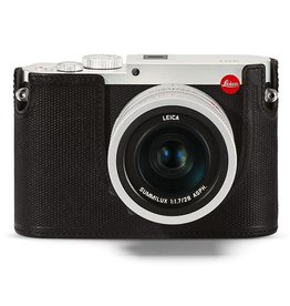 Camera Protector - Leather Black Q(Typ 116)