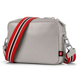 Handbag - C-Lux Leather 'Andrea' (Cemento)